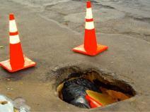 NY-pothole