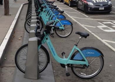 CitiBikeRentals